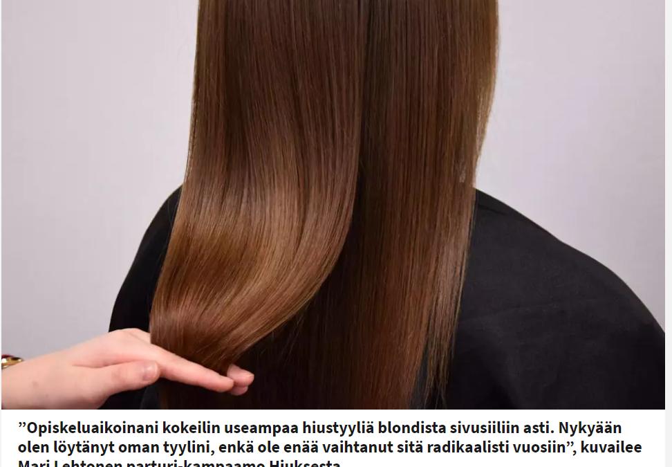 Kampaajat esittelevät, millaisia hiustyylejä itse suosivat!